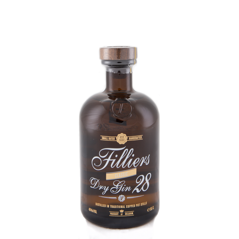 Filliers Classic dry Gin - 50cl